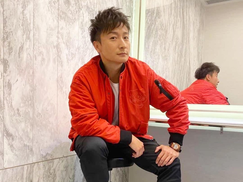 Alex Fong says no more romance with Stephy Tang