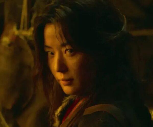 "Jun Ji-Hyun in special episode of ""Kingdom"""