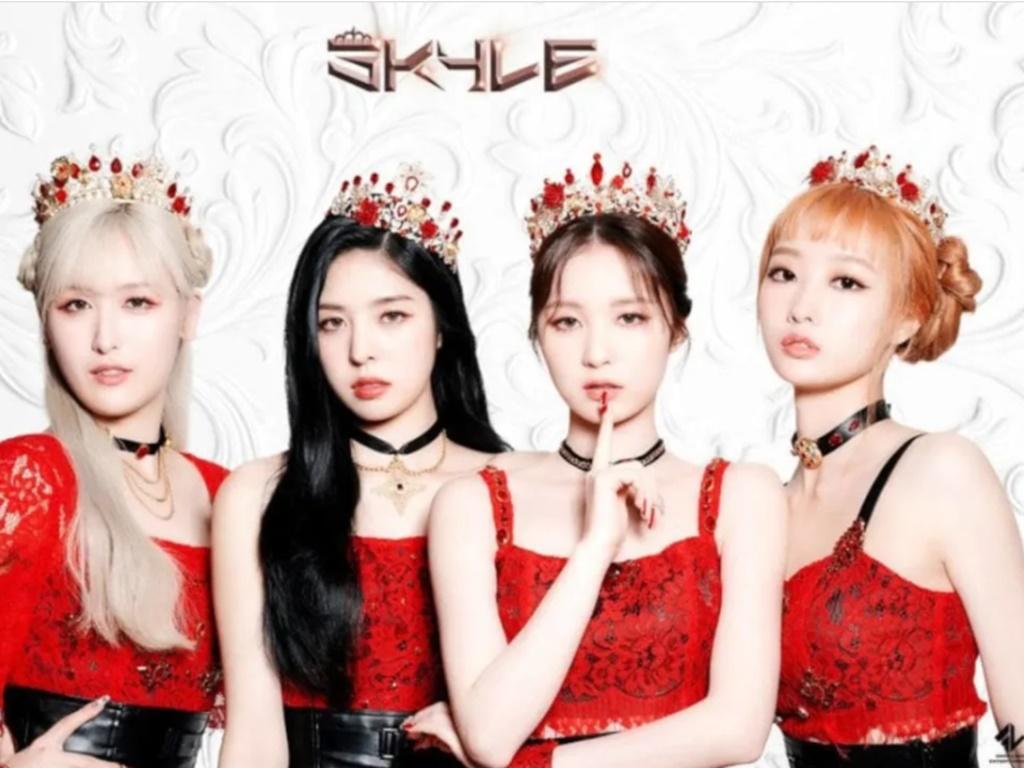 Louis Koo's K-pop group SKYLE to debut in August