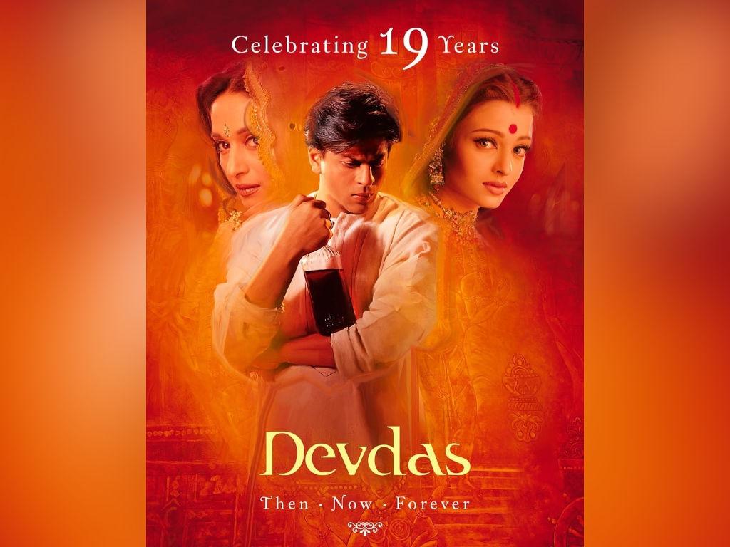 """Devdas"" cast members celebrates movie's 19th anniversary"