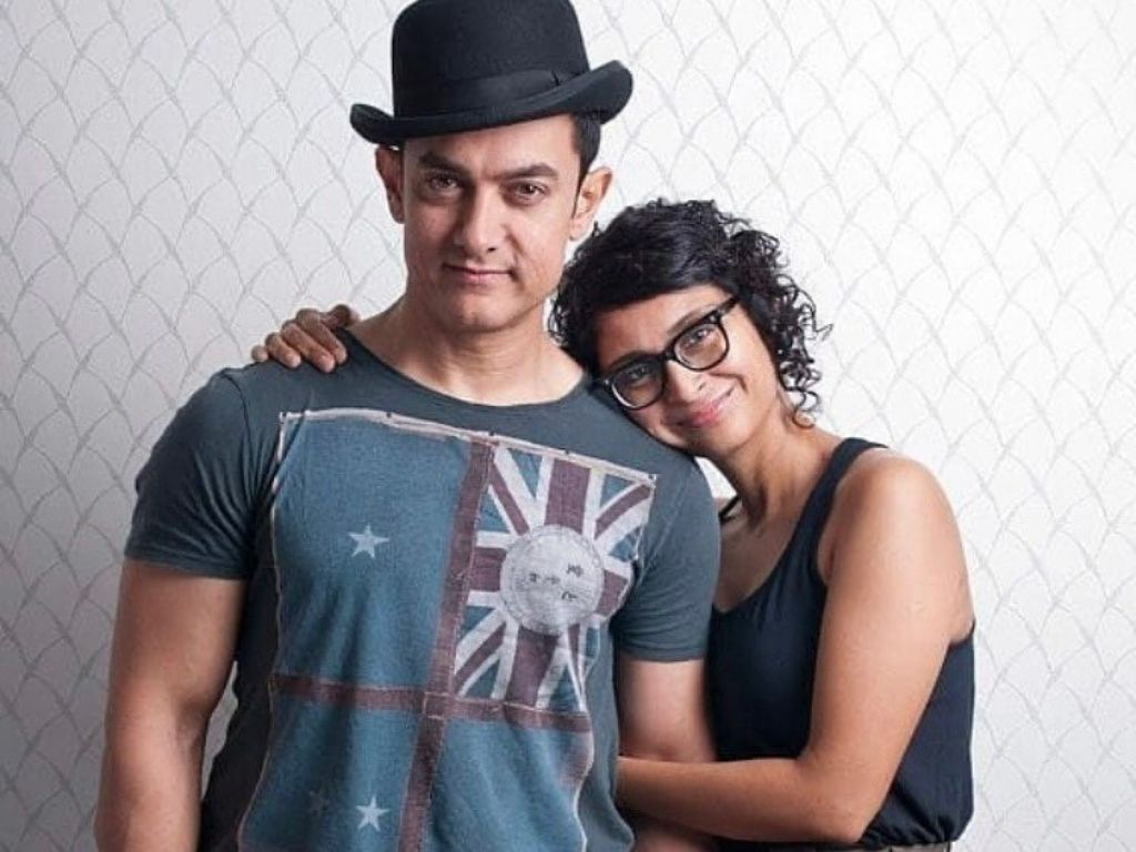 Aamir Khan and Kiran Rao end marriage after 15 years