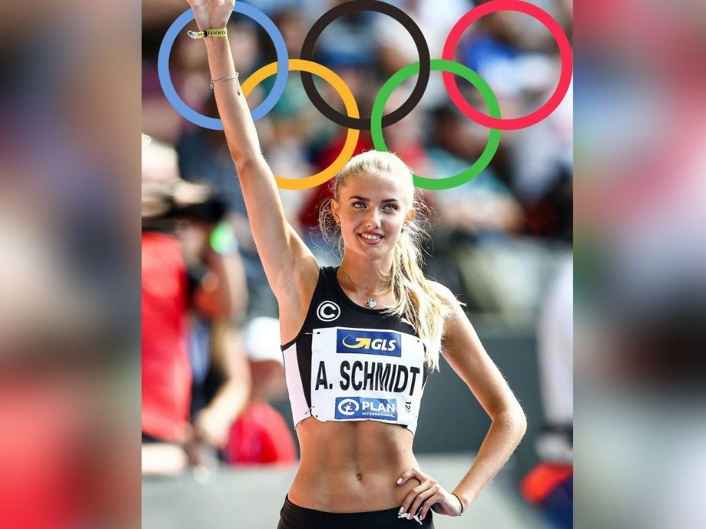 5 Sexiest Female Athletes at the Tokyo Olympics
