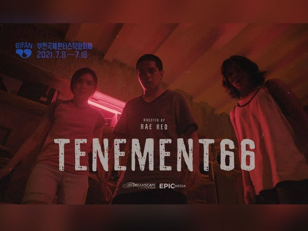 """Rae Red's """"Tenement 66"""" to have world premiere in Korea"""
