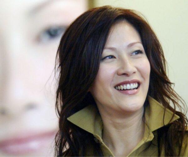 Flora Chan denies retiring from showbiz