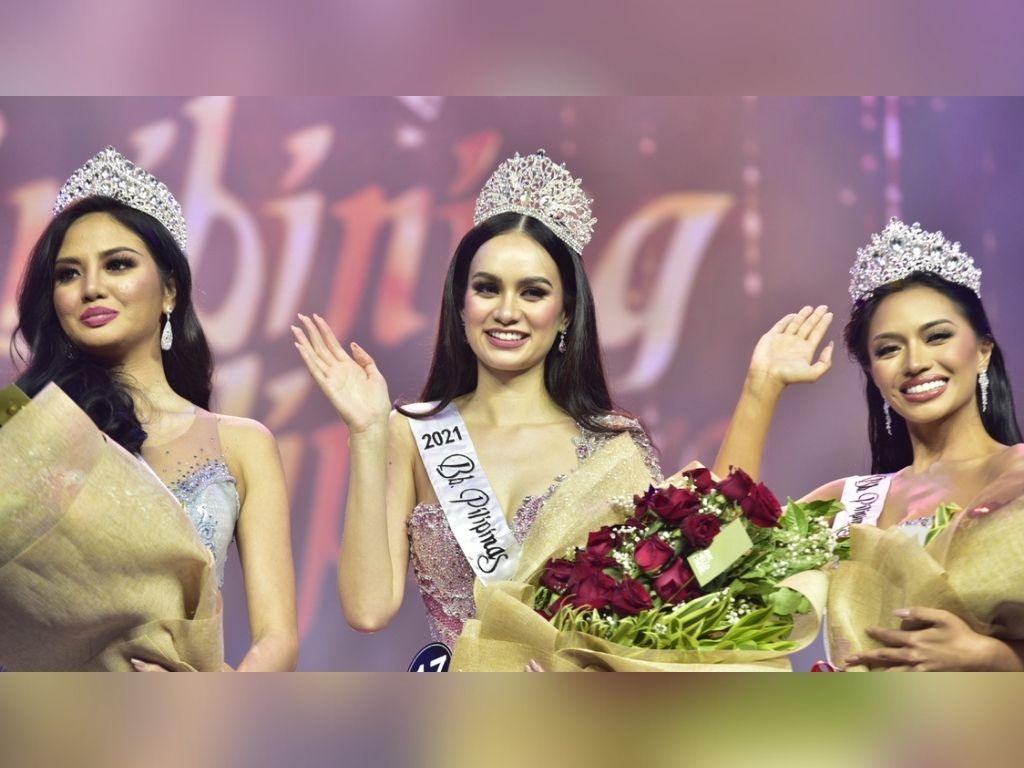 Hannah Arnold elated over Binibining Pilipinas International 2021 win