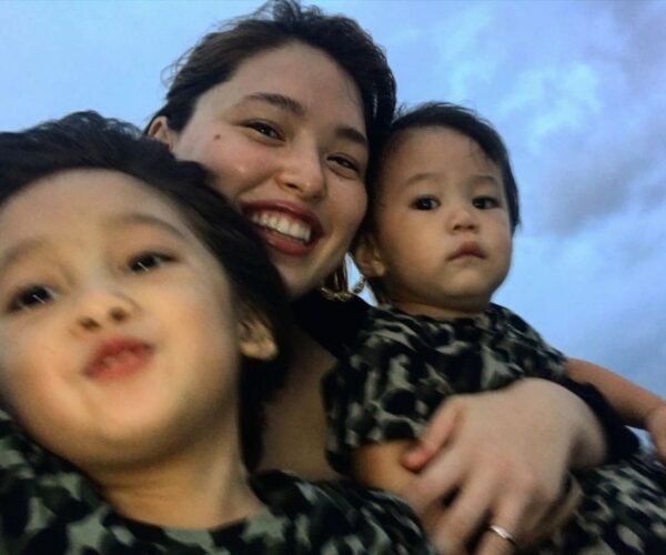 Kylie Padilla and sons move into new home