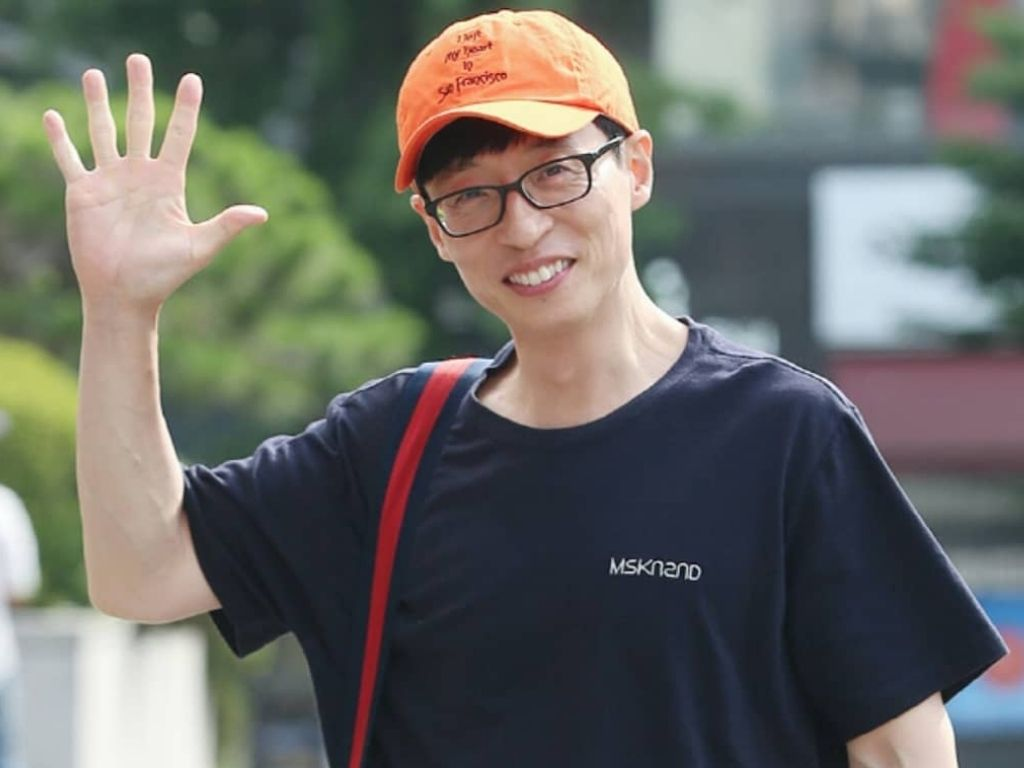 Yoo Jae-Suk is officially a part of Antenna