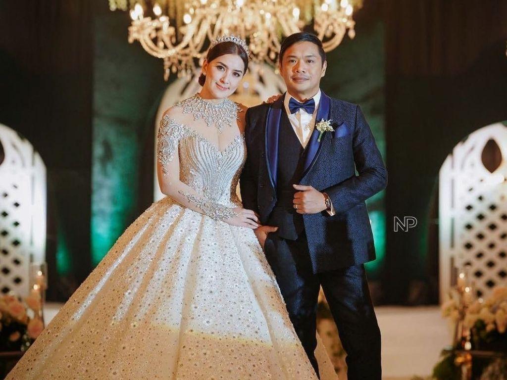 Ara Mina ties the knot with fiancé Dave Almarinez