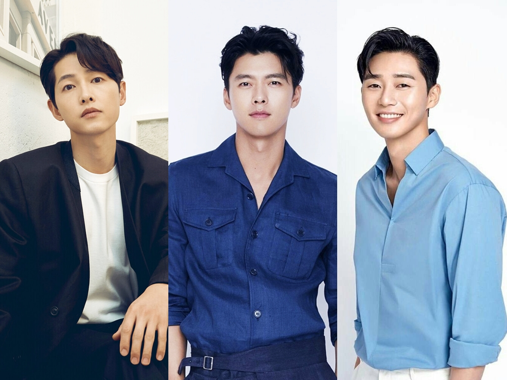 Going gaga over our selection of the Top 5 male Korean actors