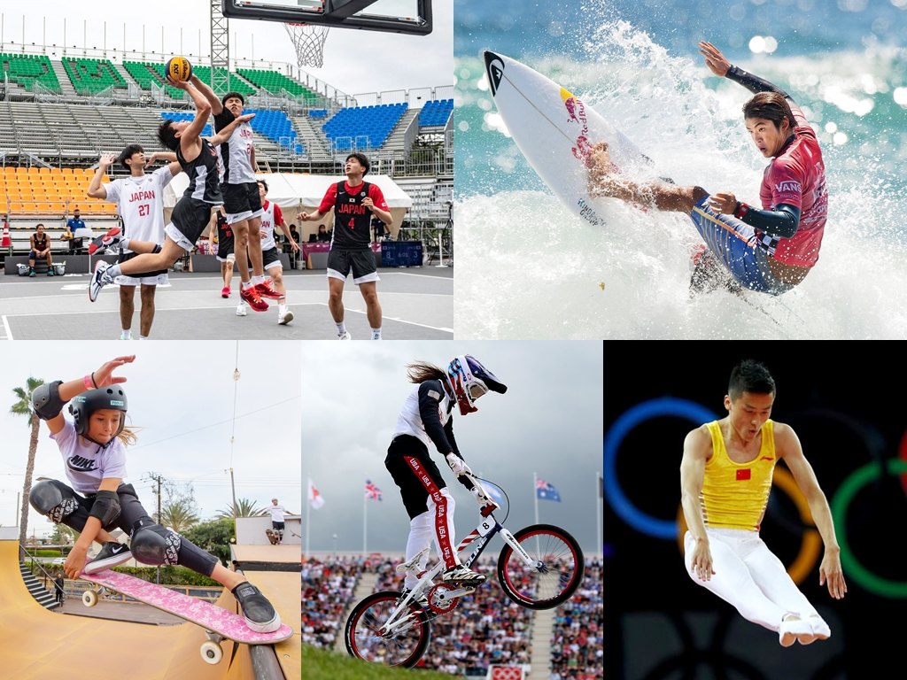5 Sports you wouldn't expect to see at the Tokyo Olympics 2021