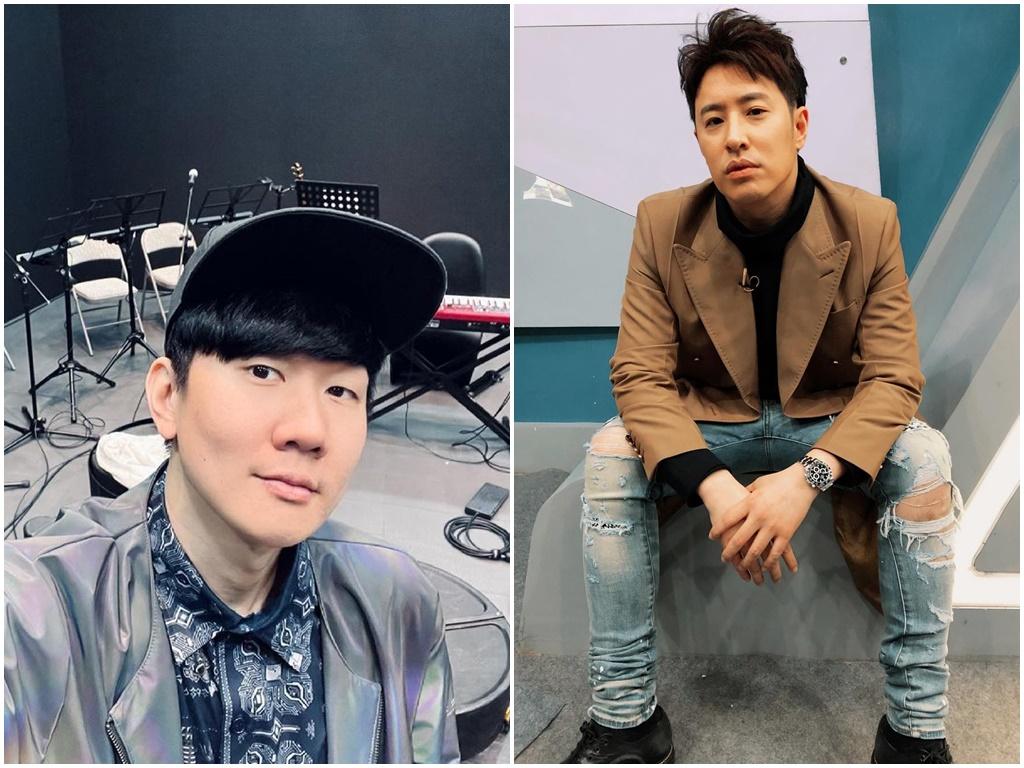 JJ Lin, Wilber Pan slam claims linking them to Kris Wu