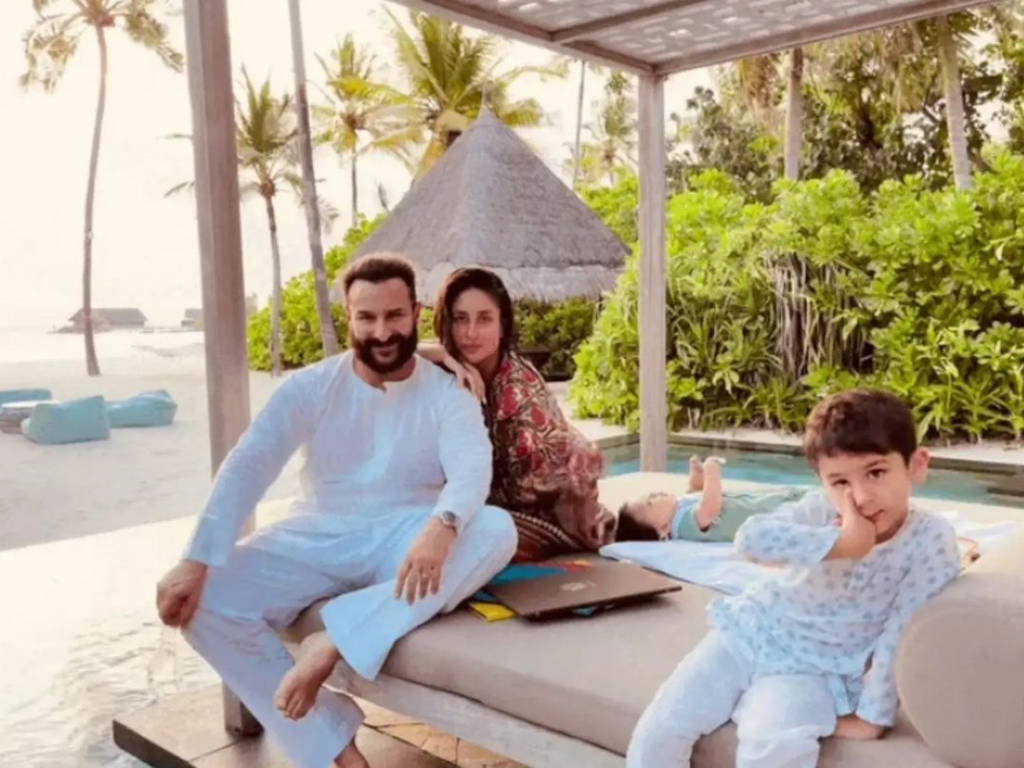 Kareena Kapoor doesn't want sons to be movie stars