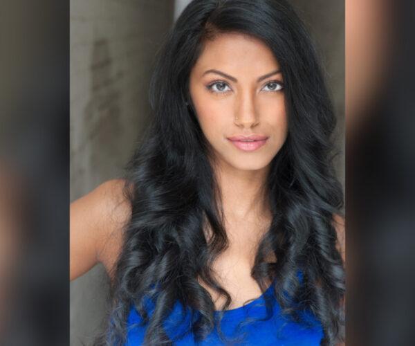 Malaysian actress Shiva Kalaiselvan is a rising star in Hollywood