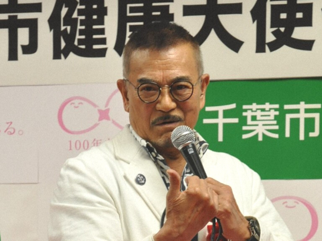 """Shinichi """"Sonny"""" Chiba passed away due to COVID-19 complications"""