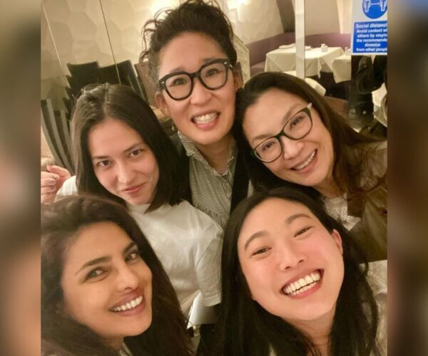 Priyanka Chopra mingles with Michelle Yeoh, Sandra Oh, and the Asian cool kids