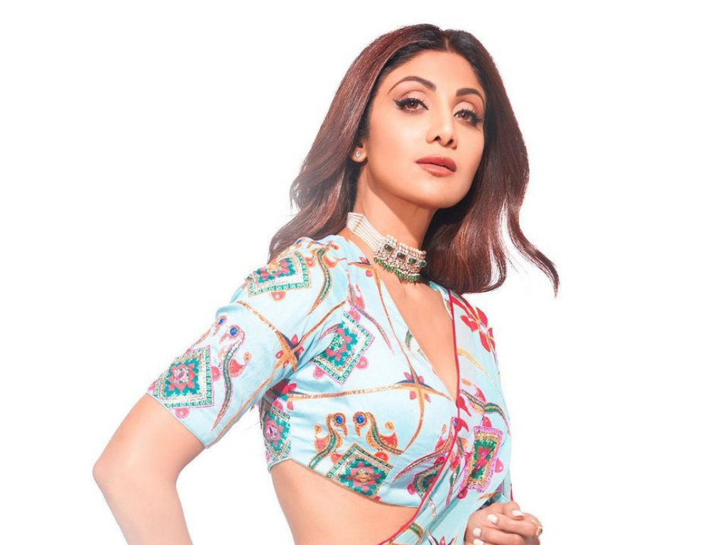 Shilpa Shetty continues with work amid husband's case