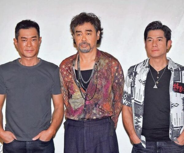 """""""The White Storm 3"""" stars enjoy working in HK"""