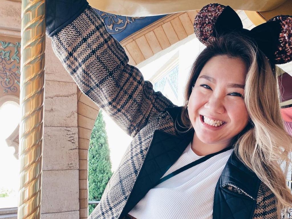 Joyce Cheng laughs off inheritance rumour