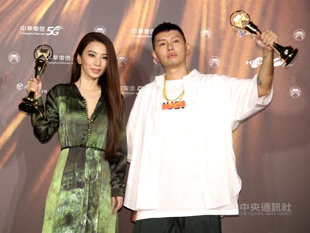 Hebe Tien a big winner at 32nd Golden Melody Awards