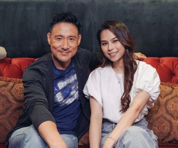 Gin Lee reveals new song with Jacky Cheung