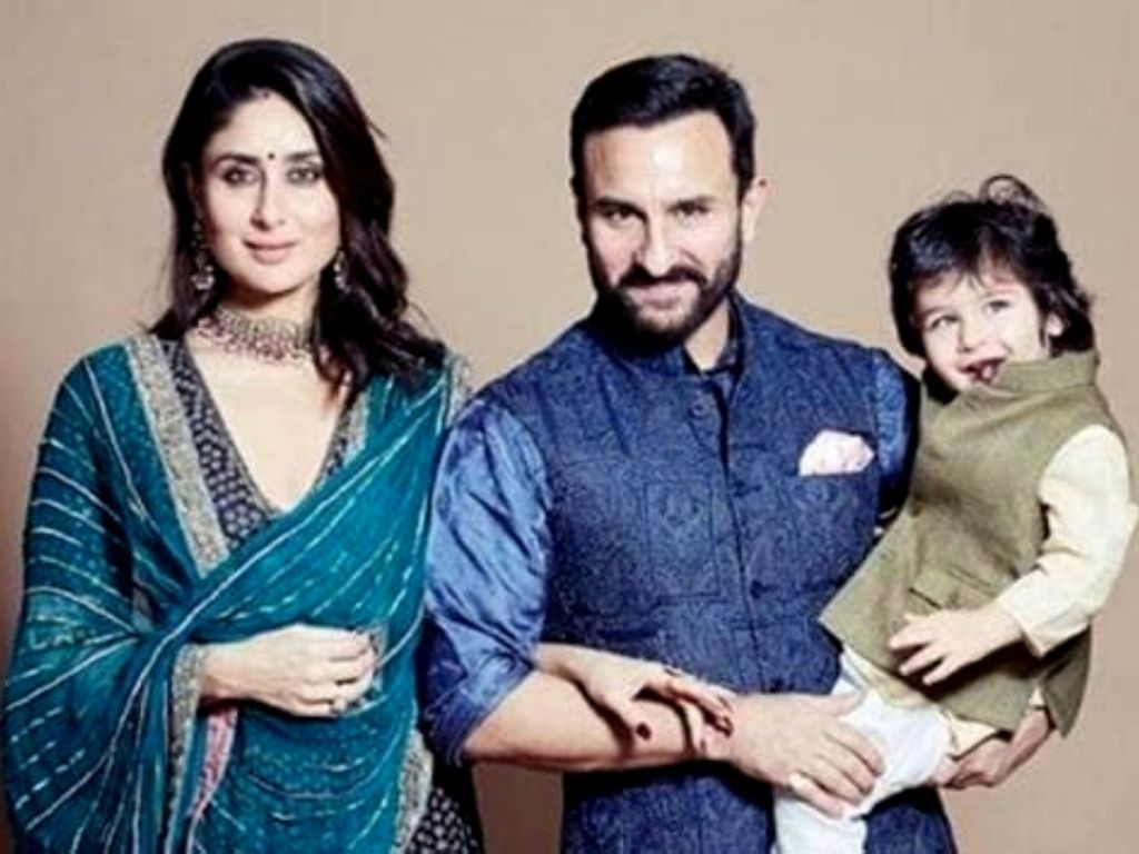Kareena Kapoor doesn't care you have issues with her sons' names