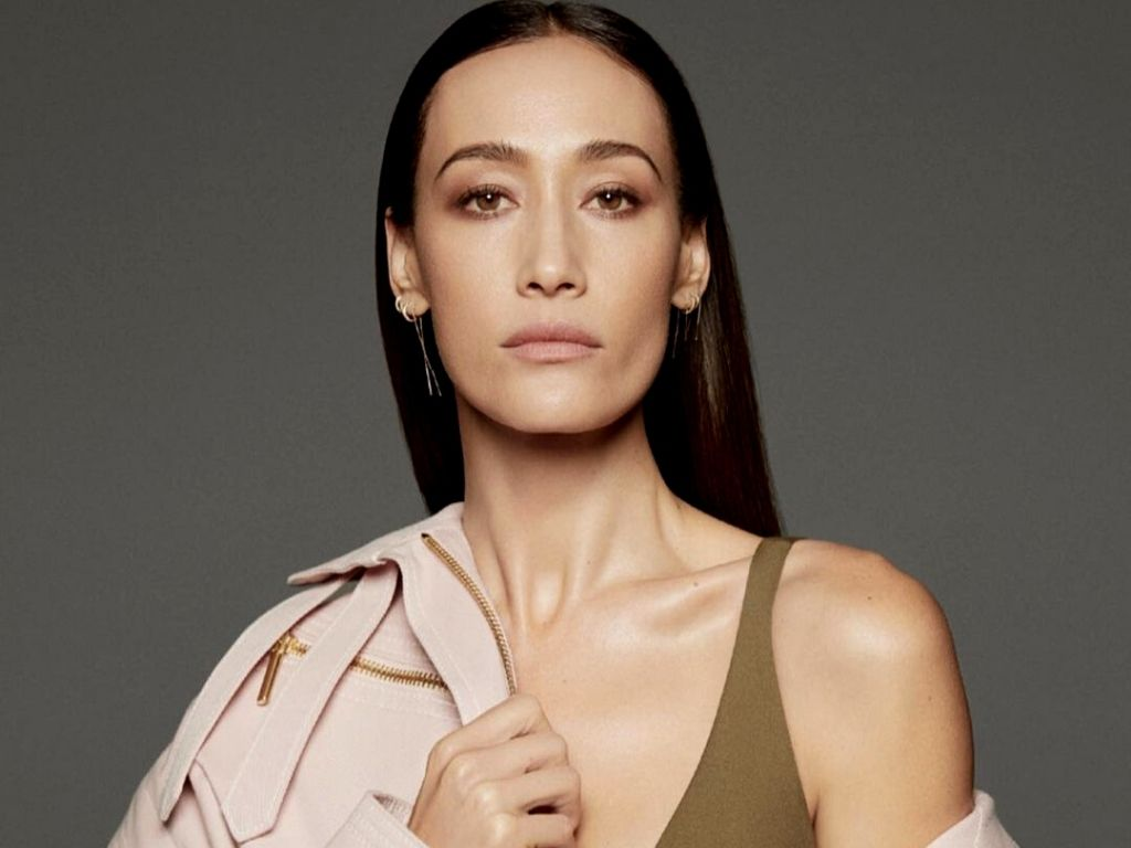 Maggie Q does own stunts post-surgery