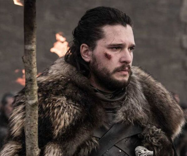 """Kit Harington: """"Game of Thrones"""" took a toll on my mental health"""