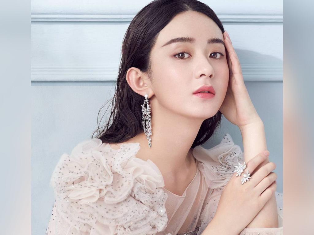 Zanilia Zhao's studio account temporarily banned by Weibo