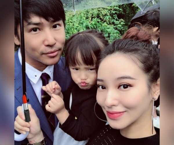 Eddy Ou announces divorce after six years of marriage