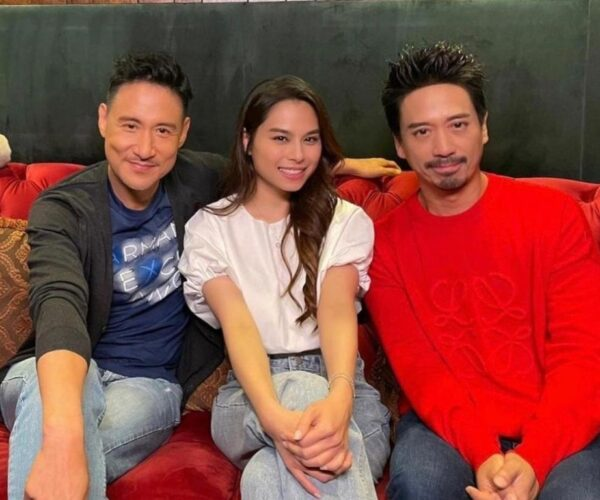 Jacky Cheung reveals reason for collab with Gin Lee