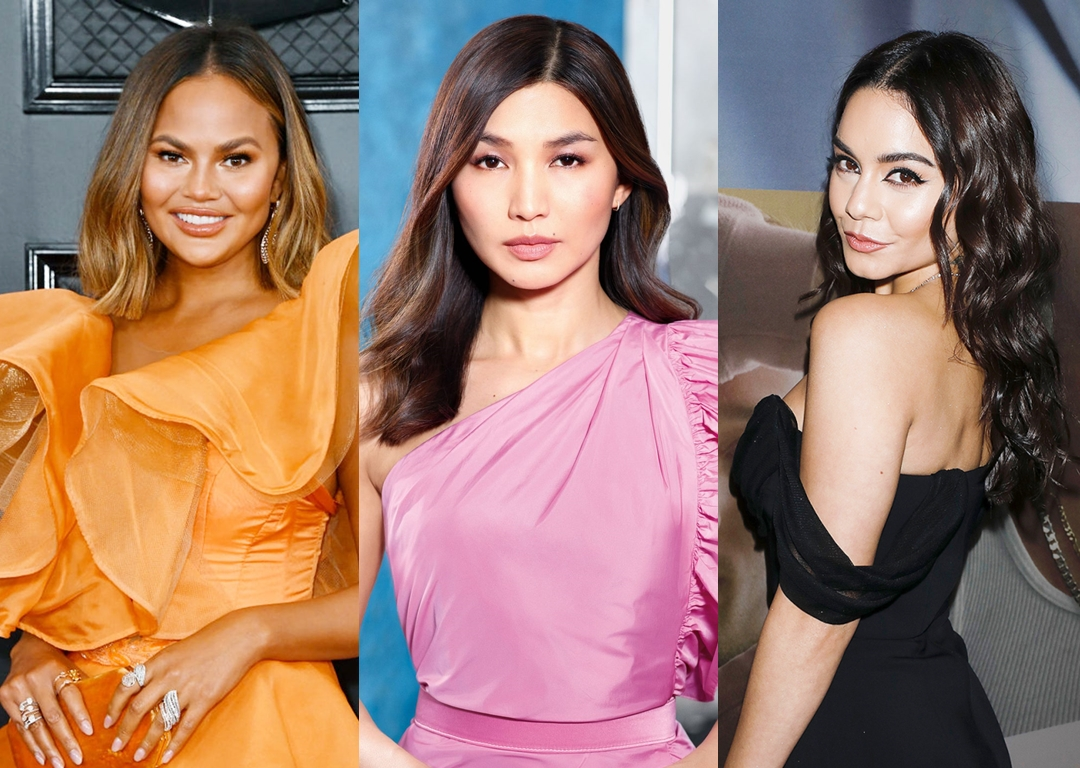 These gorgeous female celebs of Asian descent have reached the stars