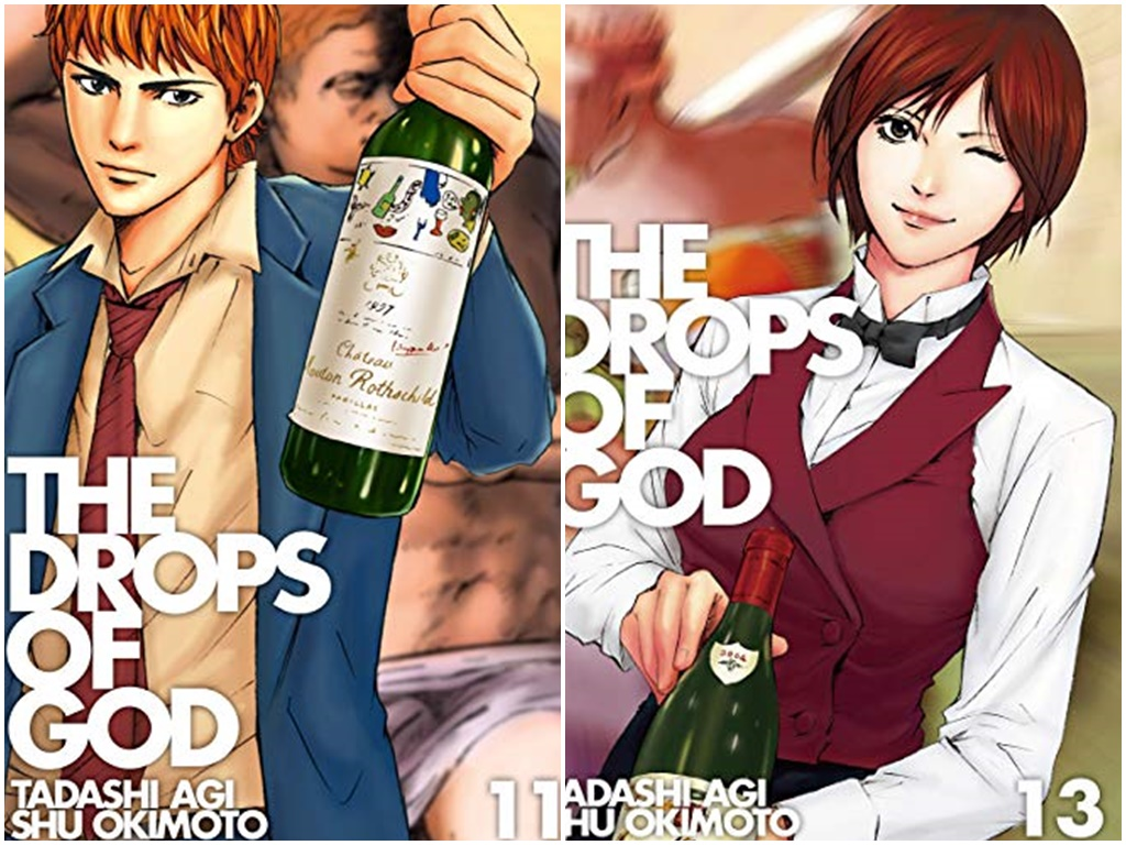 """Hit manga series """"The Drops of God"""" to have live-action remake"""