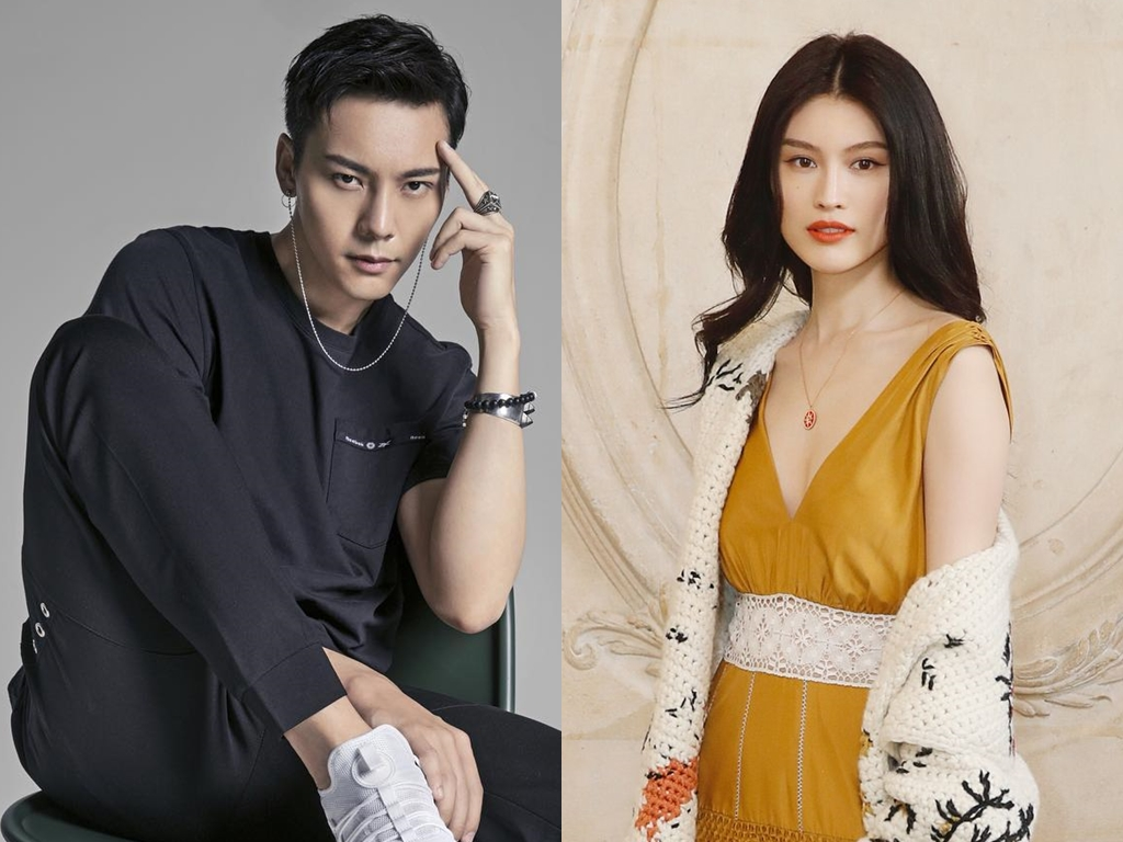 William Chan rumoured to be dating Chinese supermodel