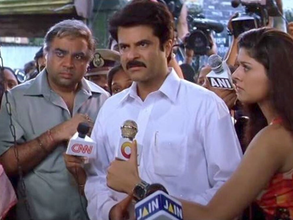 """Anil Kapoor fights for lead role in 2001's """"Nayak"""""""