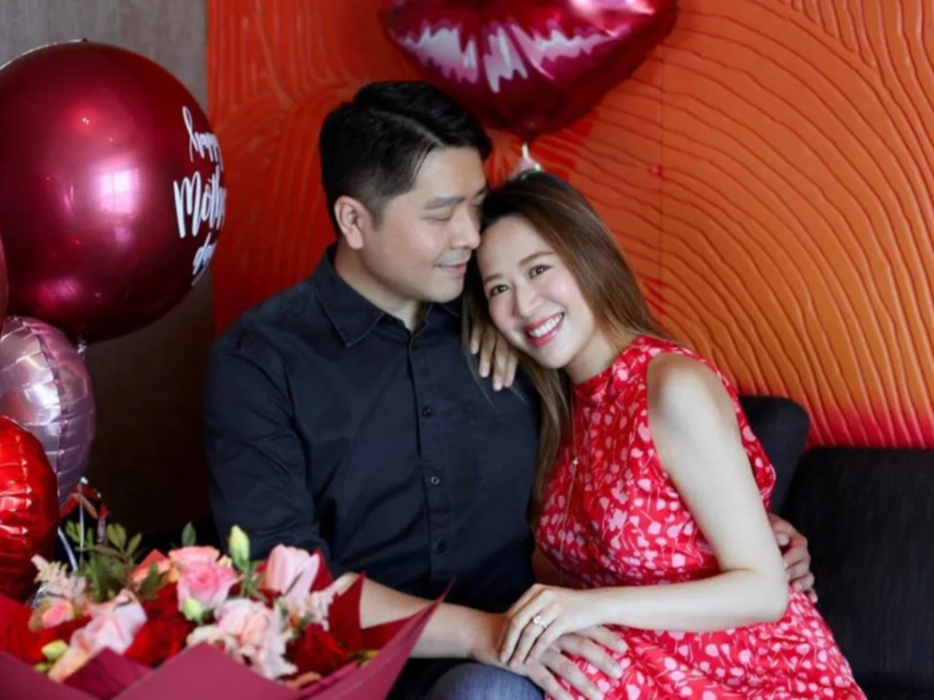Jennifer Shum welcomes first son