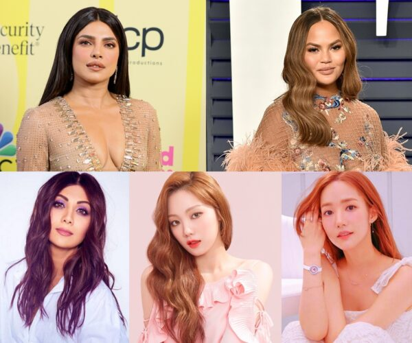 Asian celebs before and after plastic surgery