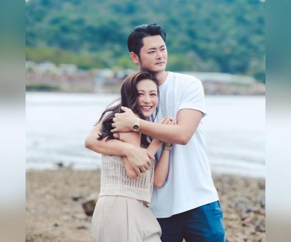 Elanne Kong expresses gratitude to husband Oscar Siu