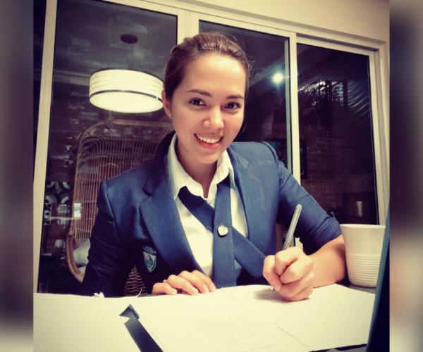 Julia Montes still excels in school despite hectic schedule