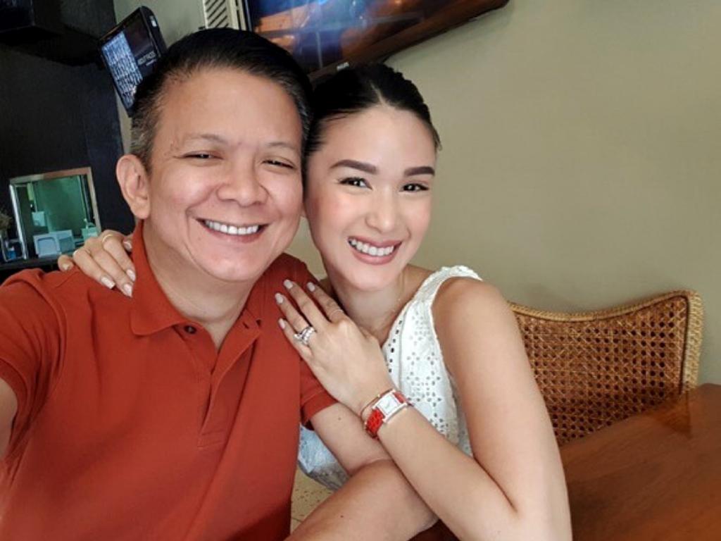 Chiz Escudero doesn't mind wife Heart works with ex-boyfriend
