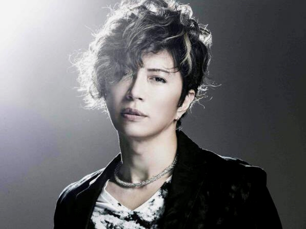 GACKT on indefinite hiatus due to health issue