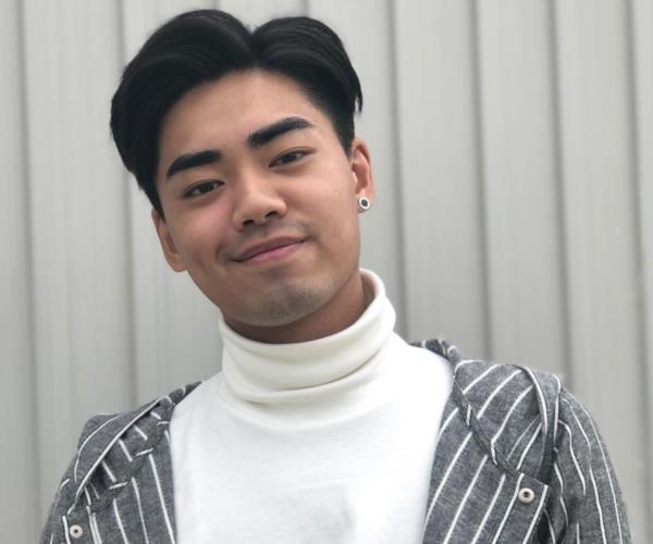 Darryl Chan gains attention over mistaken identity