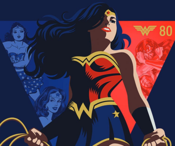 Wonder Woman to be inducted into Comic-Con Character Hall of Fame
