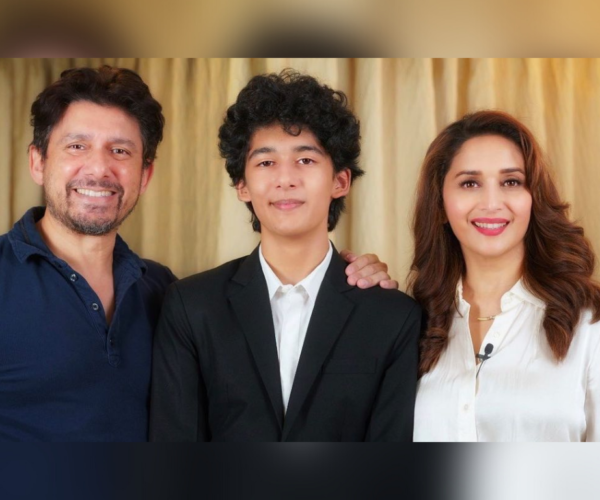 Madhuri Dixit's first son is going to university in the US