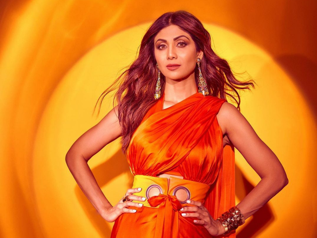"""Shilpa Shetty shares quote about """"new endings"""""""