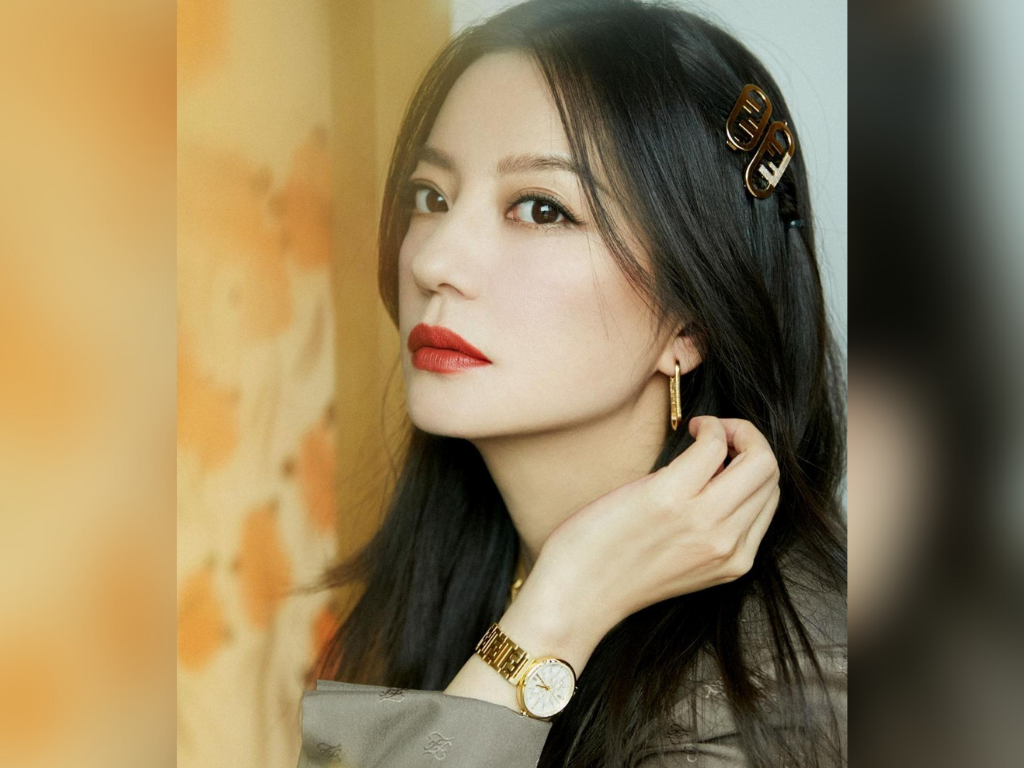 Zhao Wei updates then deletes post on her whereabouts