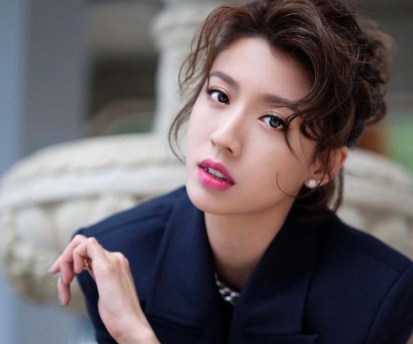 Sisley Choi slams rumour about her love life