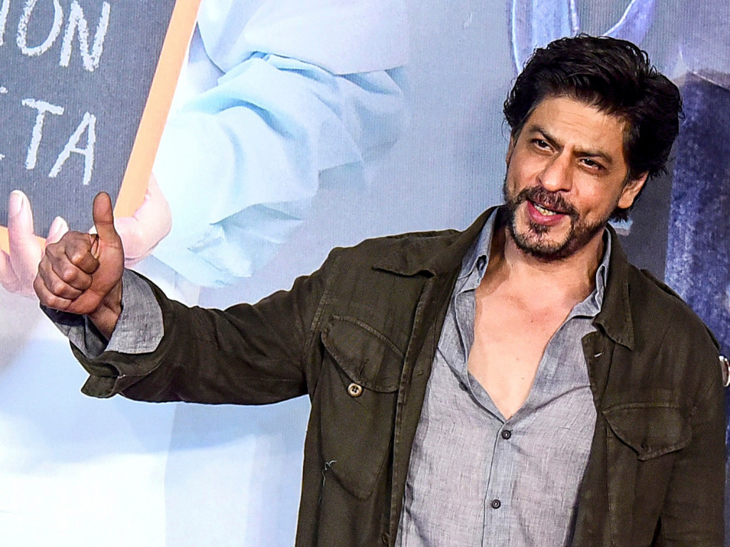 "Shah Rukh Khan is filming new movie with ""Bigil"" director Atlee"