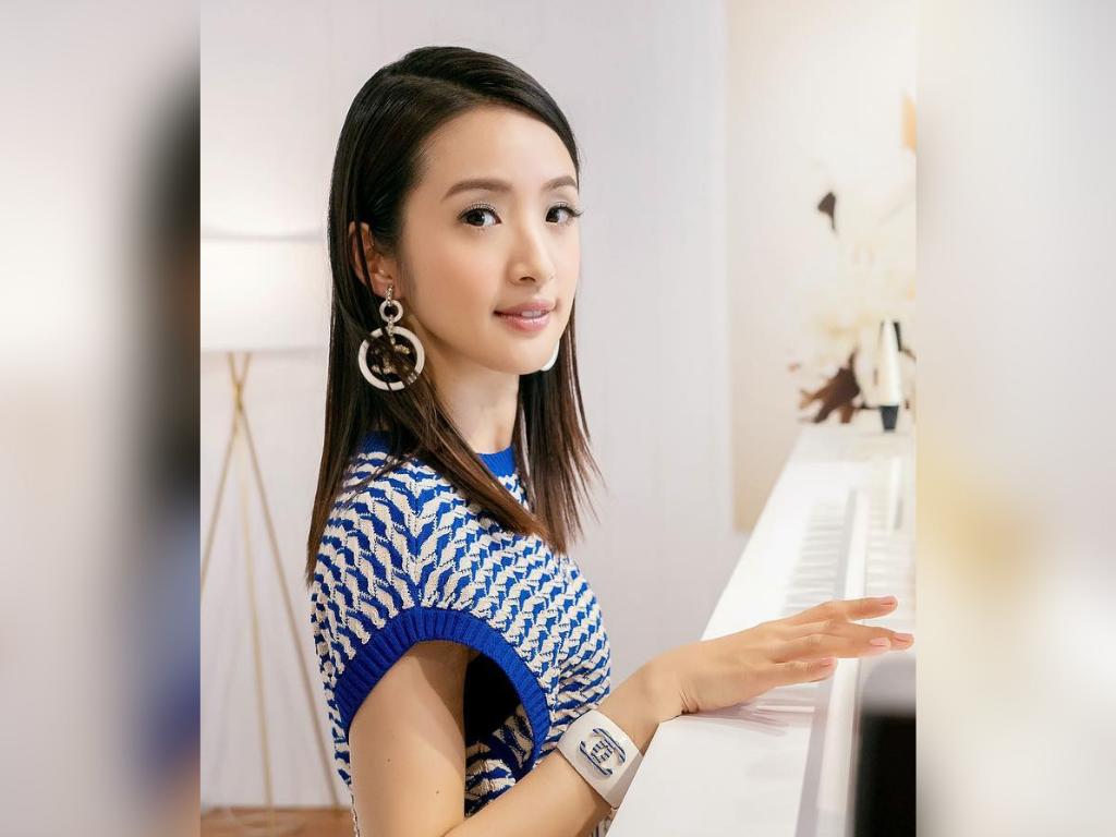 Ariel Lin announces first pregnancy