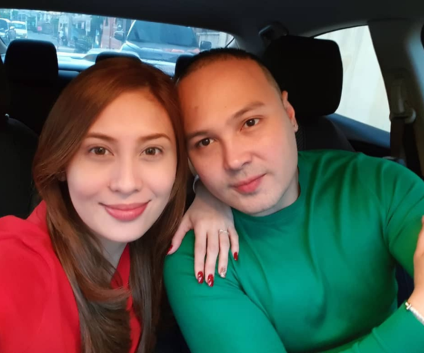 Polo Ravales and fiancee welcome their first child together
