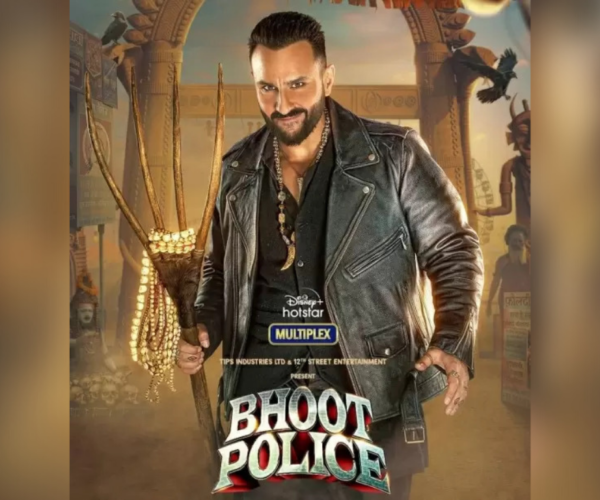 "Saif Ali Khan picks ""Bhoot Police"" by instinct"